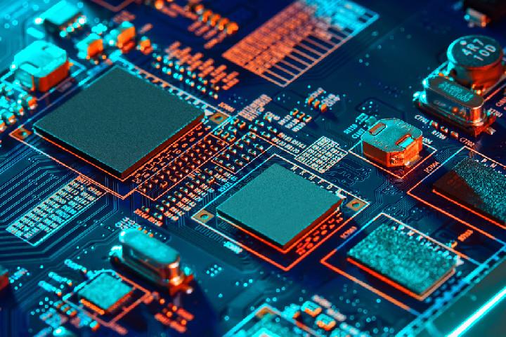 Elektronikai technikus illusztráció