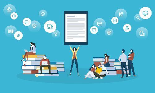 Online munkaértekezletet tart a szakképzésért felelős helyettes államtitkár a szakképzési centrumok vezetőinek borítókép